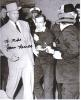 James Leavelle 'Handcuffed to Oswald' Inscribed Vintage Photo!