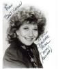 Charlotte Rae Autographed 5x7 Photo (Inscribed to Drew)