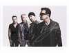U2 Band Cool Autographed Photo - COA!