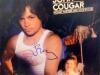 John Cougar Vintage Signed Album - Lp Included!