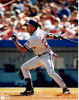 David Justice Vintage 'Atlanta Braves' Signed Photo!