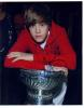Justin Bieber Cool Closeup Autographed Photo!