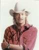 Alan Jackson Very Handsome Autographed Photo!