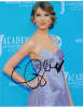 Taylor Swift Very Pretty Autographed Photo!