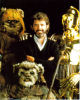 George Lucas Unsigned Color Photo!