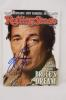Bruce Springsteen Autographed 'Rolling Stone' Magazine - Highly Collectible!