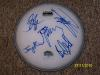 Aerosmith Band Autographed Attack Drumhead - Great Item!