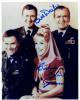 'I Dream Of Jeannie' Vintage Signed Cast Photo By Hagman, Eden & Daily - Great!