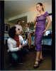 Tia Carrere Uncommon Backstage Autographed Photo!