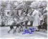 Jerry Maren 'Wizard of Oz' 8.5x11 Autographed Vintage Photo!