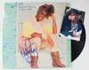 Whitney Houston (1963-2012) Rare 'How Will I Know' Signed Album  w/ LP