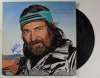 Willie Nelson 'Always on my Mind' Autographed Album Cover with LP!