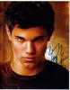 Taylor Lautner from 'Twilight' Autographed Photo!