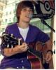 Justin Bieber Awesome Autographed Photo!