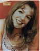 Britney Spears Young & Pretty Signed Photo!