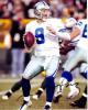 Tony Romo Autographed 'Dallas Cowboys' Action Photo!