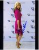 Leeza Gibbons Very Pretty Signed Profile Photo!