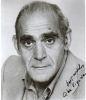 Abe Vigoda 'Barney Miller' Uncommon Signed Photo!