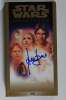 Harrison Ford Autographed 'Star Wars' Special Edition VHS Cover with Video!