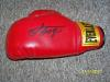 Joe Frazier Autographed 'Everlast' Boxing Glove - Cool!