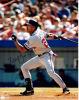 David Justice Vintage 'Atlanta Braves' Signed Photo!