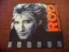 Rod Stewart 'Camouflage' Autographed Album Cover 12x12 Flat