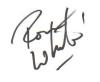 Ron White 'Blue Collar Comedy Tour' Great Signed 3X5 Index Card!