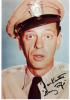 Don Knotts as 'Barney Fife' from the Andy Griffith Show - Rare!