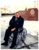 Raymond Burr (1917-1993) Rare 'Ironside' Autographed Photo!
