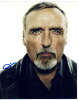 Dennis Hopper (1936-2010) Great Closeup Autographed Photo!