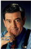 Dan Rather Young '60 Minutes' Signed Photo!