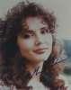 Geena Davis Beautiful Closeup Autographed Photo!