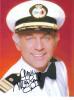 Gavin McLeod 'The Loveboat' Vintage Autographed Photo!
