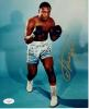 Joe Frazier Incredible Signed Photo (JSA Authenticated)!
