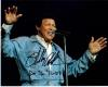 Chubby Checker On-Stage Autographed Photo