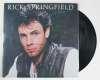 Rick Springfield Vintage Autographed Album Cover with LP!