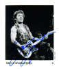 Bruce Springsteen Young & Vintage Autographed Photo - Uncommon!