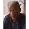 Morgan Freeman Awesome & Uncommon Signed Photo!