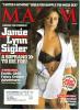 Jamie Lynn Sigler Super Sexy Signed 'Maxim' Magazine Cover!