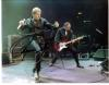 Roger Daltrey & Pete Townshend 'The Who' On-Stage Autographed Photo!