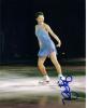 Kristi Yamaguchi Pretty Autographed Photo on the Ice!