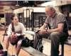 Clint Eastwood Autographed 'Million Dollar Baby' Movie Still!