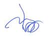 Johnny Depp Signed 5X8 Index Card!