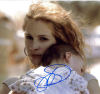 Julia Roberts 'Erin Brockovich' Signed Photo!