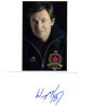 Wayne Gretzky Signed 4X6 Index Card With Unsigned 4X6 Photo!